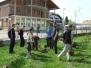 Posumljavanje dvorista i edukacija ucenika OS Dragocaj